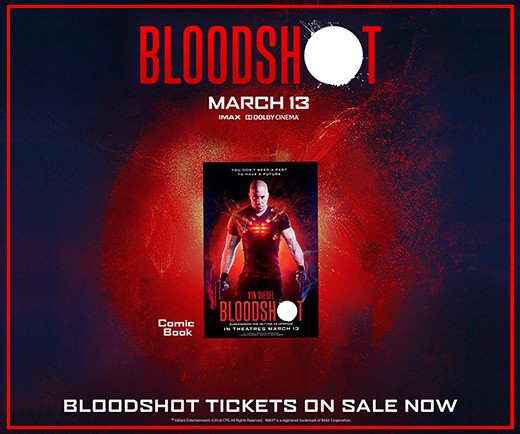 Bloodshot - Comic