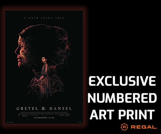 "Gretel & Hansel - 13"" x 19"" Exclusive Numbered Art Print"