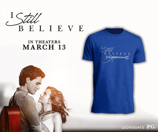 I Still Believe - T-Shirt