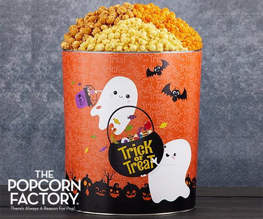 The Popcorn Factory- Exclusive Offer