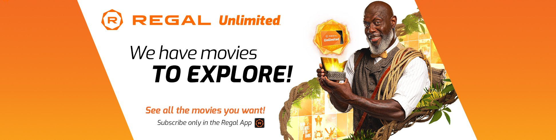 Click to Find More Details about Regal Unlimited